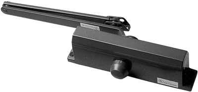 S. Parker Hardware Pa815Bc: Fully Adjustable 1 To 5 Spring Power Door Closer With Back Check, Parallel Arm Brackets And Sex Bolts (10 Year Warranty)