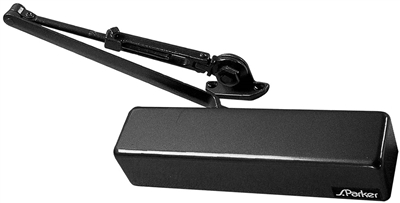 S. Parker Hardware Cb900: 900 Series Grade 1 Heavy Duty Combined Barrier Free And Delayed Action Door Closer (10 Year Warranty)