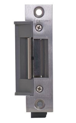 "Camden Door Controls Cx-Ed1010: Fail Safe/Fail Secure 12/24V Ac/Dc - Ansi Square (4 7/8"" X 1 1/4"") Faceplate"