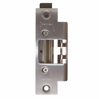 Camden Door Controls Cx-El1450Al: Latch Monitoring Ez Fit Model - Install In Ansi Strike Plate Opening Without Cutting Or Drilling.