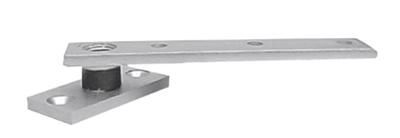 Idc-0128 - International Stainless Steel Center Hung Pivot Set - Us10B Dark Bronze Finish