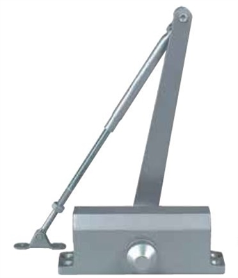 Global Door Controls Tc304: Grade 3 Light Duty Door Closer - Size 4 (10 Year Warranty)