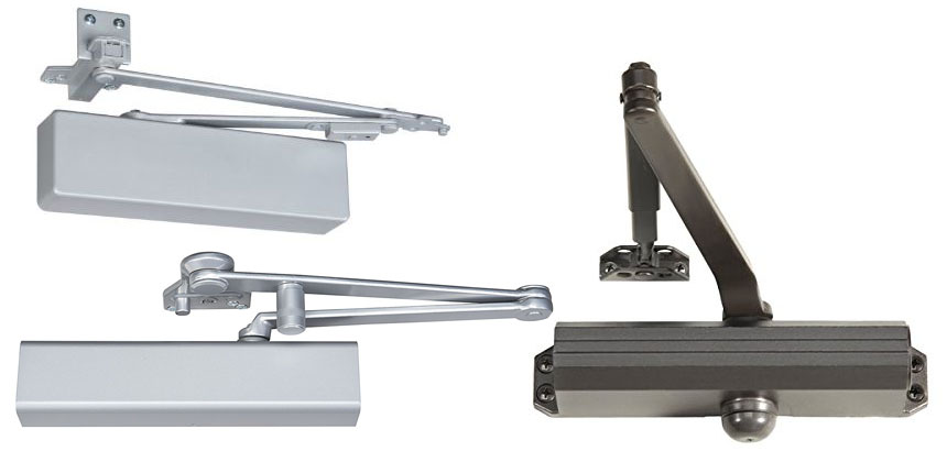 Norton Door Closer and Parts