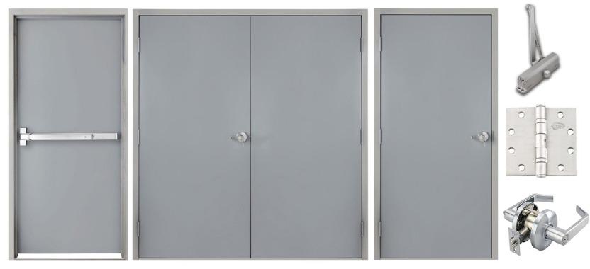 Nation S Largest Supplier Of Commercial Steel Doors Frames Door Hardware Automatic Door Parts