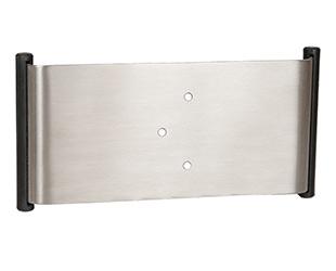 Trimco 1069 Series Ada Pocket Door Pull 630 Satin Stainless Steel Finish